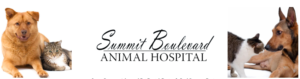 Summit Blvd Animal Hosp. Logo
